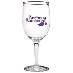 View a larger, more detailed picture of the Wine Goblet - 10 oz