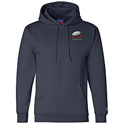 View a larger, more detailed picture of the Champion Fleece Hoodie - Embroidered