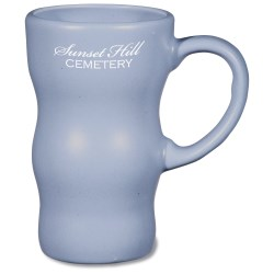 View a larger, more detailed picture of the Stonie Latte Mug - Matte - 15 oz