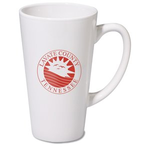 Firehouse Mug - White - 16 oz. Main Image