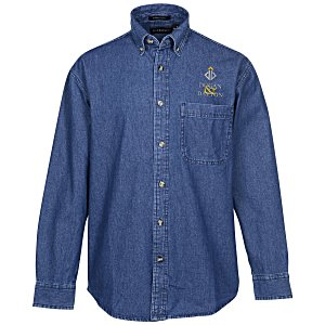 Ultra Club Denim Shirt - Men's