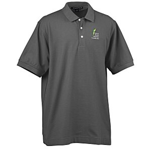 Peruvian Pima Cotton Polo - Men's Main Image