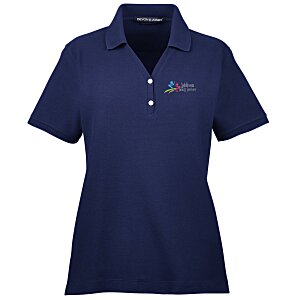Peruvian Pima Cotton Polo - Ladies' Main Image