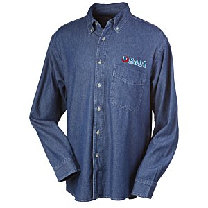 Blue Generation Denim Shirt - Men's Main Image