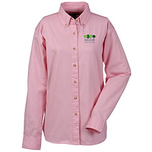Blue Generation Twill Shirt - Ladies' Main Image
