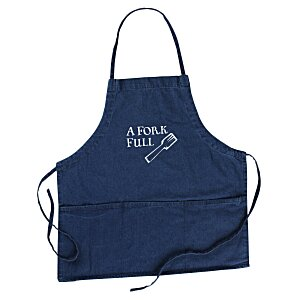 Denim 3-Pocket Apron Main Image