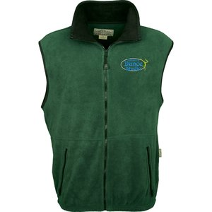 Youth Fleece Vest Main Image