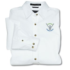 Devon & Jones Titan Twill Shirt - Ladies'