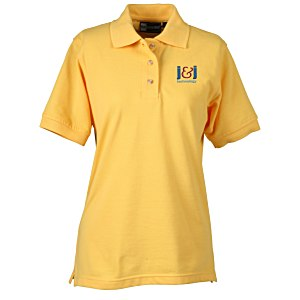 Blue Generation Superblend Pique Polo - Ladies' Main Image