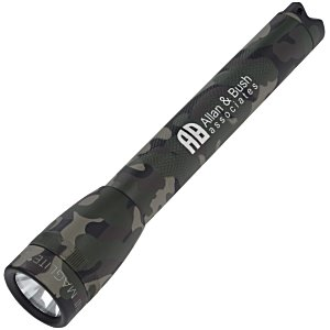 "Mini MagLite Flashlight - 5-3/4"" - Camo Main Image"