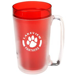 Insulated Frosted Mug - 24 oz. Main Image
