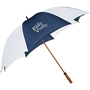 "Windproof Golf Umbrella - 64"" Arc Main Image"