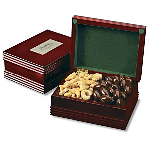 Keepsake Wooden Box - 2 Selections