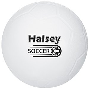 "Mini Vinyl Soccer Ball - 4-1/4"" Main Image"