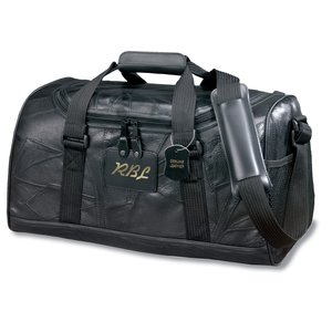 "Leather Sport Duffel - 18"" Main Image"