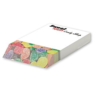 Bic Beveled Sticky Note Pad Main Image