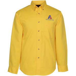 Blue Generation LS Teflon Treated Twill Shirt - Men's Main Image