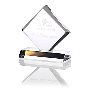 Lucite Diamond Award