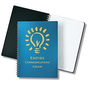 Apollo Jr. Spiral Notebook Main Image