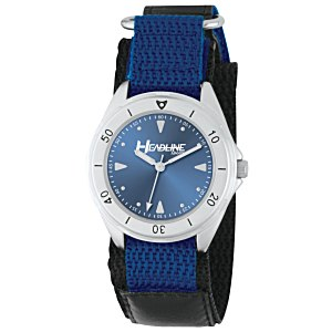 Unisex Canvas Sport Watch Main Image