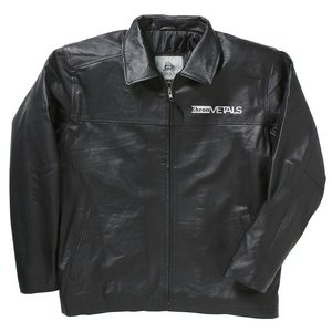 Burk's Bay Napa Leather Jacket - Men's Main Image