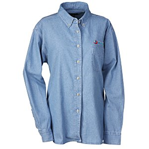 Blue Generation Denim Shirt - Ladies' Main Image