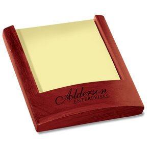 Rosewood Memo Holder Main Image