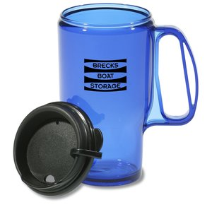 Translucent Travel Mug - 16 oz.