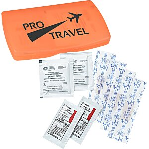 Primary Care First Aid Kit - Translucent Main Image