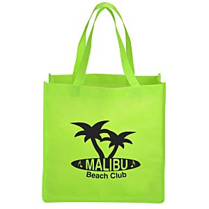"Celebration Shopping Tote Bag - 13"" x 13"" Main Image"