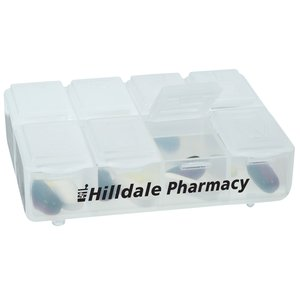 Pill Boxes - Daily Dose - Closeout Main Image