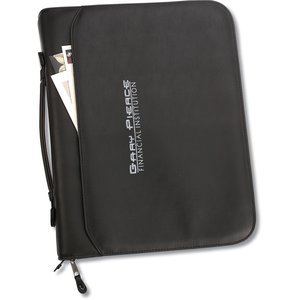 Executive Ring Padfolio Main Image