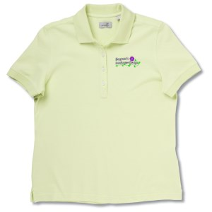 Ashworth Classic Solid Pique Shirt - Ladies' Main Image