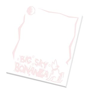 "Bic Sticky Note 3"" x 2-1/2"" - 100 Sheet Main Image"