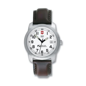 Swiss Army Field Watch w/Strap - Men's