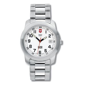 Swiss Army Field Watch w/Bracelet - Men's Main Image