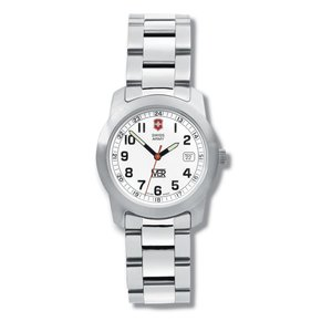 Swiss Army Field Watch w/Bracelet - Ladies'