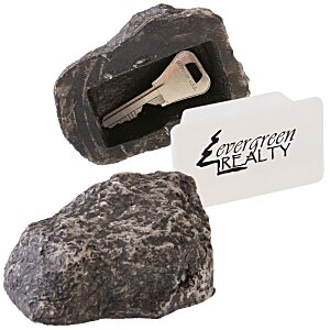 Rock Shaped Spare Key Holder Main Image