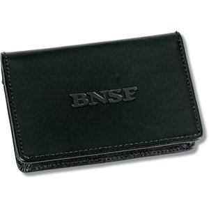 Exec-U-Card Bonded Leather Case Main Image