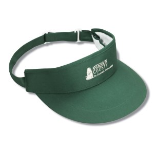 Golf Visor Main Image