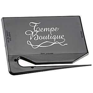 Business Card Zippy Letter Opener - Opaque Main Image