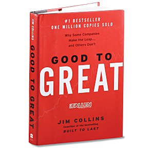 Good To Great Book Main Image
