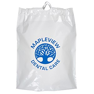 "Poly-Draw Bag - 15"" x 12"" Main Image"
