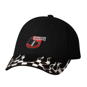 Racing Flame Cap