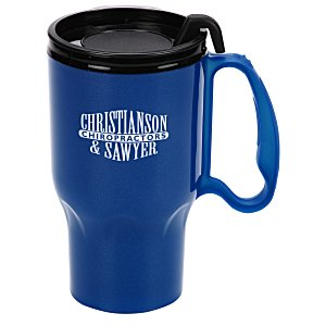 Roadster Mug - 16 oz. - Black Lid Main Image