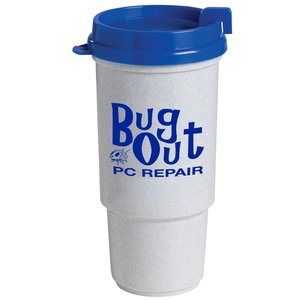 Insulated Auto Tumbler - 16 oz. - Granite Main Image