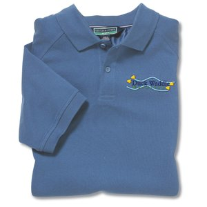 Devon & Jones Polo with UV Protection Shirt - Men's Main Image