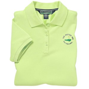 Devon & Jones Polo with UV Protection Shirt - Ladies' Main Image