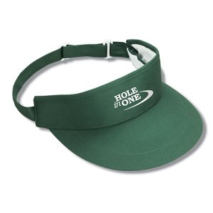 Golf Visor - Embroidered Main Image