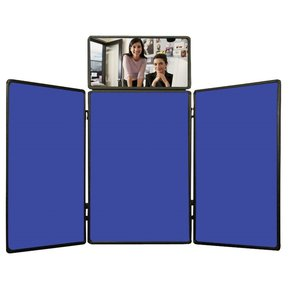 Show 'N' Fold Up Tabletop Display – 6' – Header Main Image